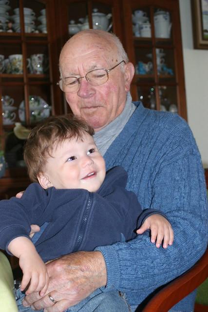 Papi et Axel I