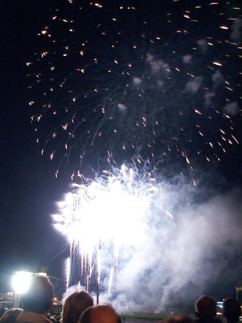 Feuerwerk der Träume am Himmel von Dresden 166