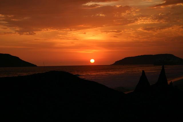 Puesta De Sol En Mazatl 225 N Flickr Photo Sharing