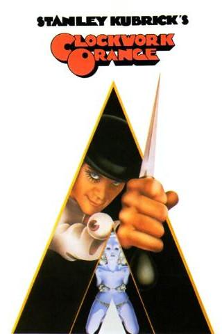 A Clockwork Orange Poster Image From A Clockwork Orange Fo Flickr
