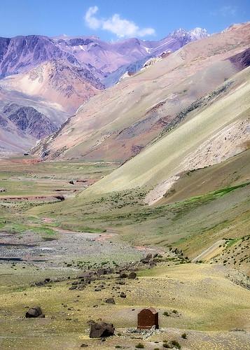 Las Cuevas, Mendoza, Argentina