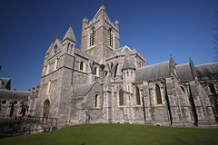Chirst Church Cathedral - Dublin, Ireland