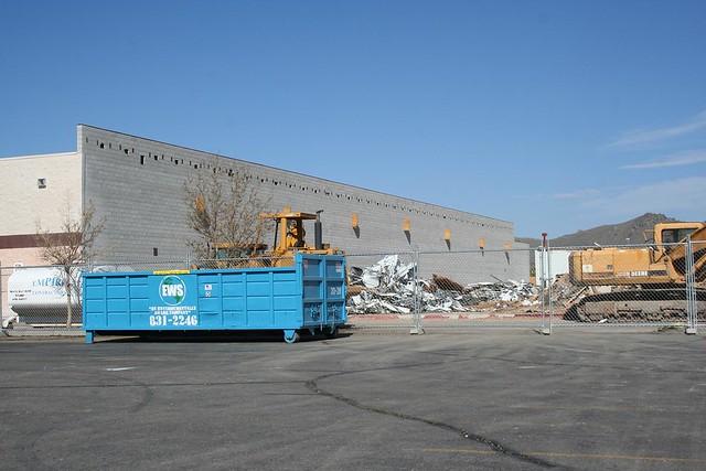 Old Carson City Wal Mart Construction Flickr Photo Sharing