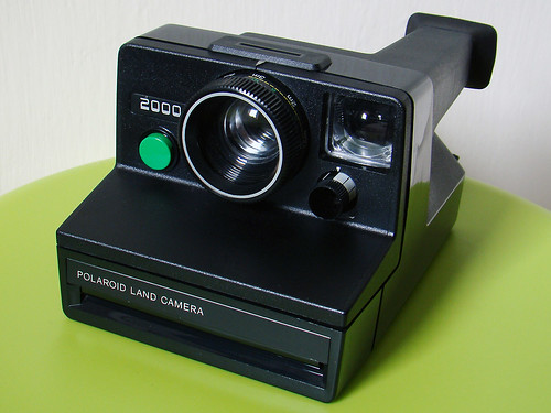 polaroid land camera 2000 i. Black Bedroom Furniture Sets. Home Design Ideas