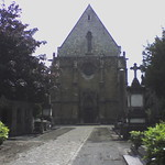old Laeken church 5