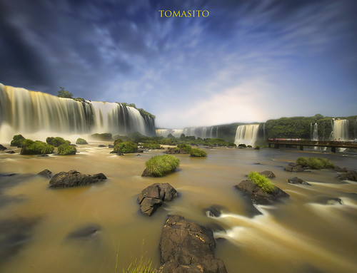 Foz do Iguacu Falls / Cataratas