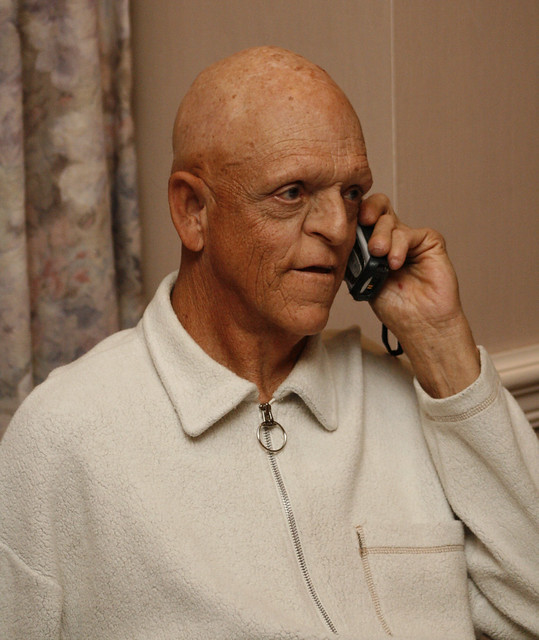 Michael Berryman Wallpapers Home Michael Berryman Michael Berryman Flickr Photo Sharing