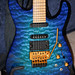 Chlorine Blue Jackson PC-1 guitar