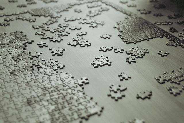 Puzzle by PIKKman, on Flickr