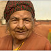 Small photo of A sweet old Subba lady from Soreng village