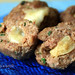 Baked Meatballs Stuffed with Roasted Garlic and Cheese Recipe