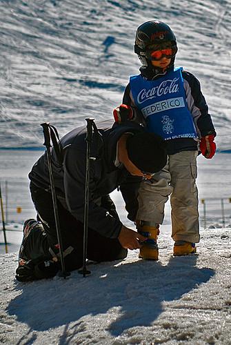 young skier par whisperingmatt