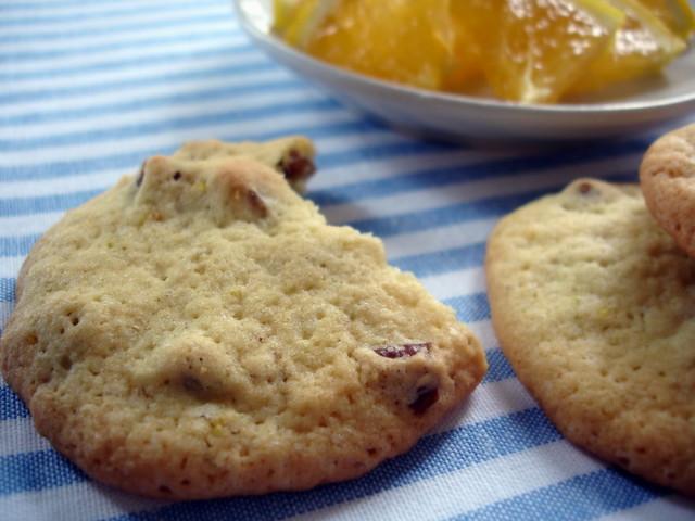 Orange and pecan sugar cookies / Cookies de laranja e pecã | Flickr ...