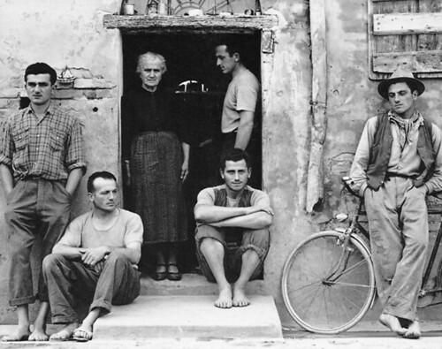 the family by paul strand 1953