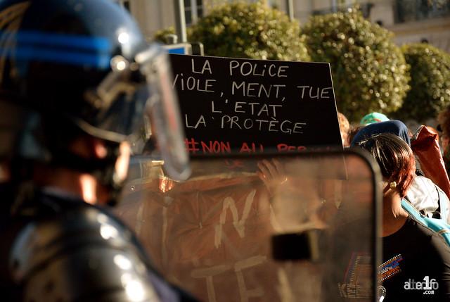 [18 Février 2017] – Un jour, une photo… Et contre les violences policières
