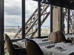 restaurant le jules verne tour eiffel flickr photo sharing. Black Bedroom Furniture Sets. Home Design Ideas