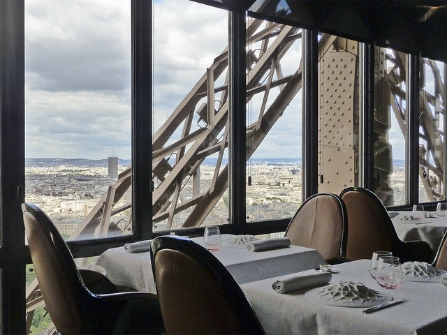 Restaurant Le Jules Verne Paris Prix