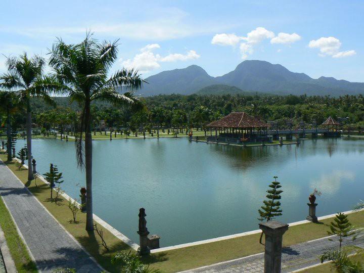 Taman Ujung Water Palace * Karangasem * East Bali * Photo: P. Stahly