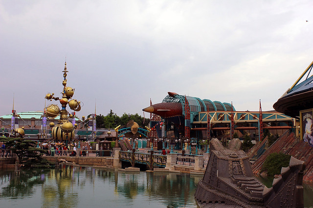 Discoveryland - Disneyland Paris | Flickr - Photo Sharing! Disneyland