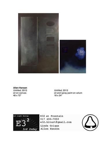 Allen Hansen binder page