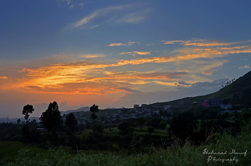 Mansehra Sunset