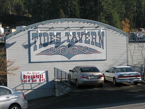 Tides Tavern Gig Harbor