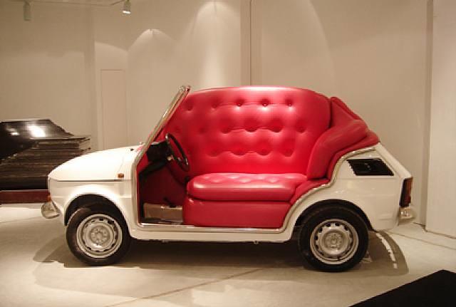 Sofa Car Flickr Photo Sharing