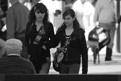 Antalya - two women walking