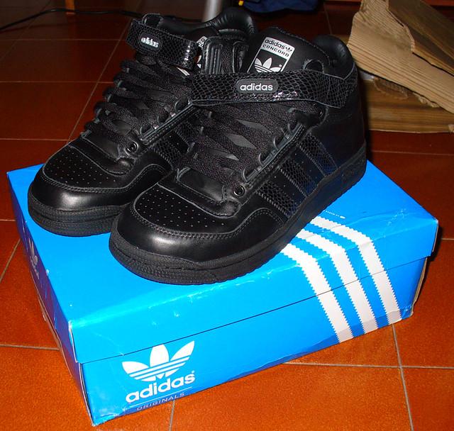 big sale b6dff 56f89 ... Adidas Concord Mid Crt  by minimallwario