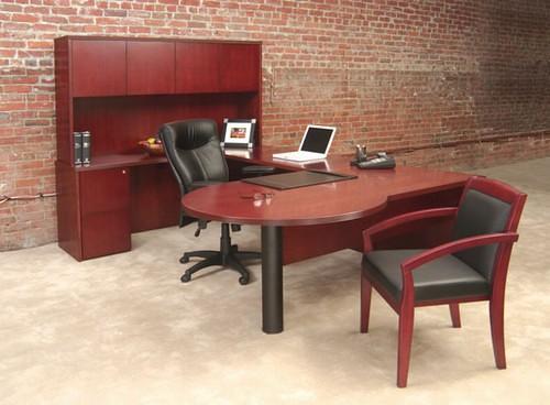 VQV Luminary P-Top Desk – EU5-2