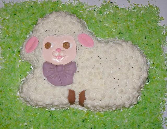 Wilton Lamb Cake Pan