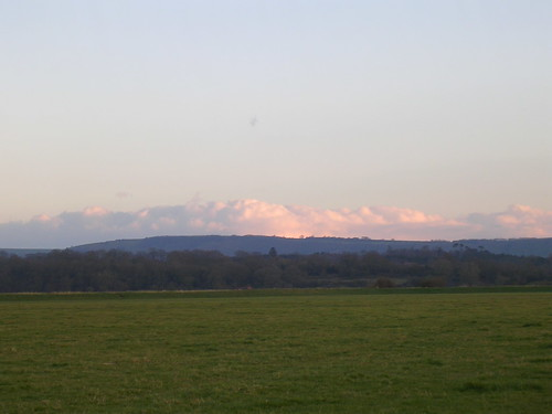 Clouds over the Downs