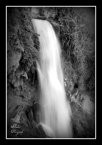 bw tree green fall wall waterfall pond balcony andreas greece macedonia thessaloniki edessa salonica ελλάδα zervas θεσσαλονίκη superbmasterpiece ysplix andzer ζέρβασ ανδρέασ