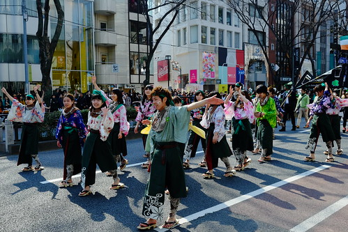 Harajuku St Patricks Day Parade 2014 27