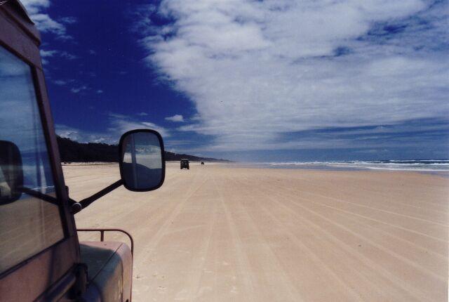 Oz Fraser island 96