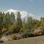 Snow-Covered Mountains - Pamir Mountains, Tajikistan