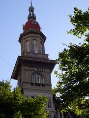 Detalles de una Cúpula  del Edificio La Inmobiliaria en Av de Mayo al 1400