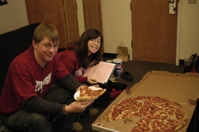 Washington State Pizza Food Truck