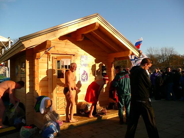 Campeonato del mundo de sauna