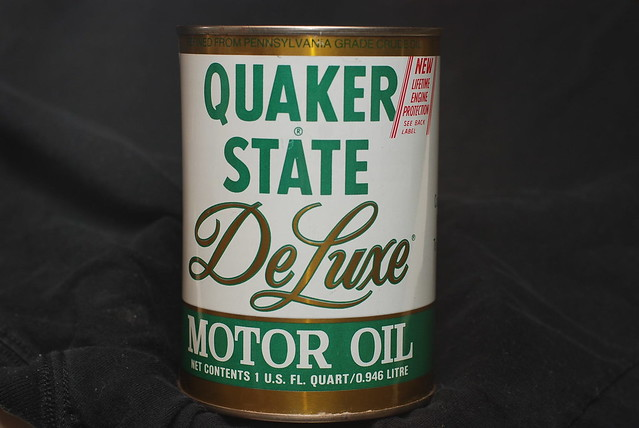 Quaker State Motor Oil Flickr Photo Sharing