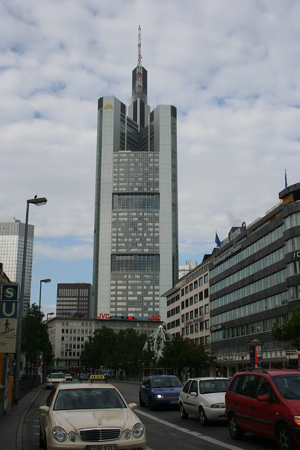 Commerzbank tower commerzbank tower frankfurt germany by aamerjaved flickr photo sharing - Commerzbank london office ...