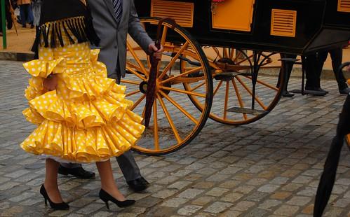 Glamour amarillo