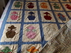Price Tag is still on the quilt - Farmer Sam
