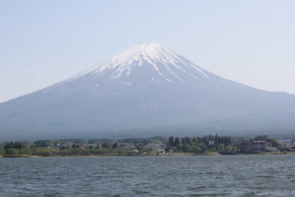 Mount Fuji - Five Lakes