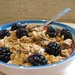 Vanilla Yogurt & Granola w. Blackberries