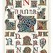 008-Letra N-Owen Jones Alphabet 1864- Copyright © 2010 Panteek.  All Rights Reserved