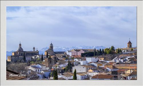 Panorámica - Úbeda (Jaén)