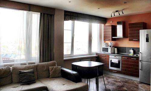Apartamento Moscou