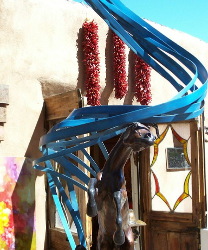 Santa Fe's Top Art Walks