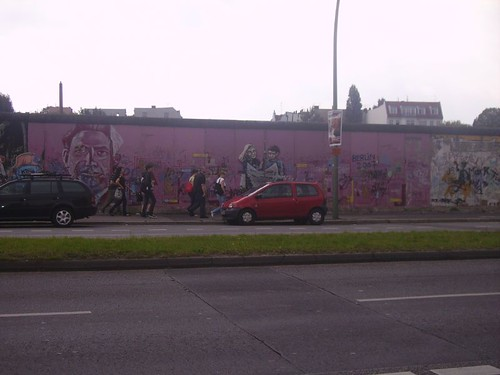 East Side Gallery by lpelo2000